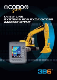 Baggersysteme I.View Line