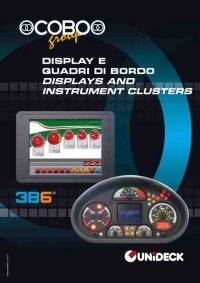 DISPLAYS AND INSTRUMENT CLUSTERS
