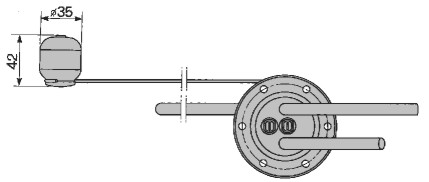 Water Meter Parts Diagram besides Safety Strobe Lights in addition Chevy 5 7 Firing Order Diagram moreover Temperature Indicators Automobile moreover 1003234 Gp Controller. on wiring diagram for indicators