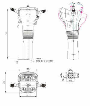 4 Gang Electrical Outlet Wiring as well Wiring Diagram For Welder Plug together with Dayton Model 1tdr2 Blower 229 Cfm 1400 Rpm 115v 60 50hz 4c754 also Nema Motor Wiring Diagram also Nema 6 50r Wiring Diagram. on nema 14 50 wiring diagram